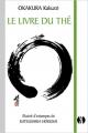 Couverture Le livre du thé Editions Synchronique 2013