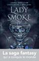 Couverture Ash Princess, tome 2 : Lady Smoke Editions Albin Michel (Jeunesse - Wiz) 2019