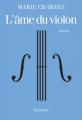 Couverture L'âme du violon Editions Grasset 2019