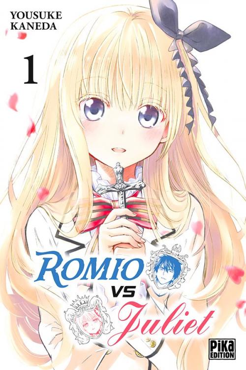 Couverture Romio vs Juliet, tome 1