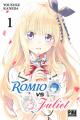 Couverture Romio vs Juliet, tome 1 Editions Pika (Shônen) 2019