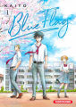 Couverture Blue flag, tome 01 Editions Kurokawa 2017