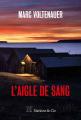 Couverture L'aigle de sang Editions Slatkine & Cie 2019