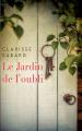 Couverture Le jardin de l'oubli Editions France Loisirs 2018
