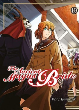 Couverture The ancient magus bride, tome 10
