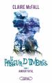 Couverture Le passeur d'ombres, tome 1 : Amour fatal Editions Michel Lafon 2019