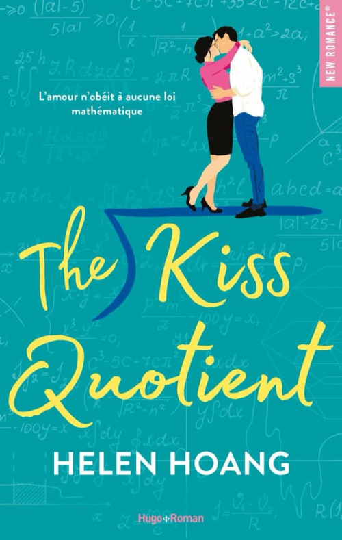 Couverture The Kiss Quotient