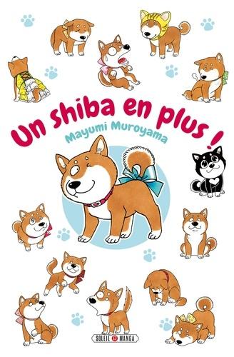 Couverture Un shiba en plus !