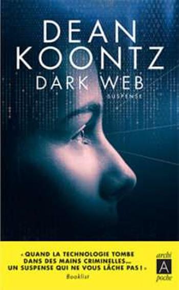 Couverture Dark web
