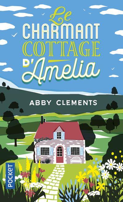 Couverture Le charmant cottage d'Amelia