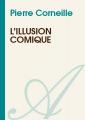 Couverture L'illusion comique Editions Atramenta 2016