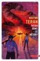Couverture Satan dans le désert Editions Gallmeister (Totem) 2019