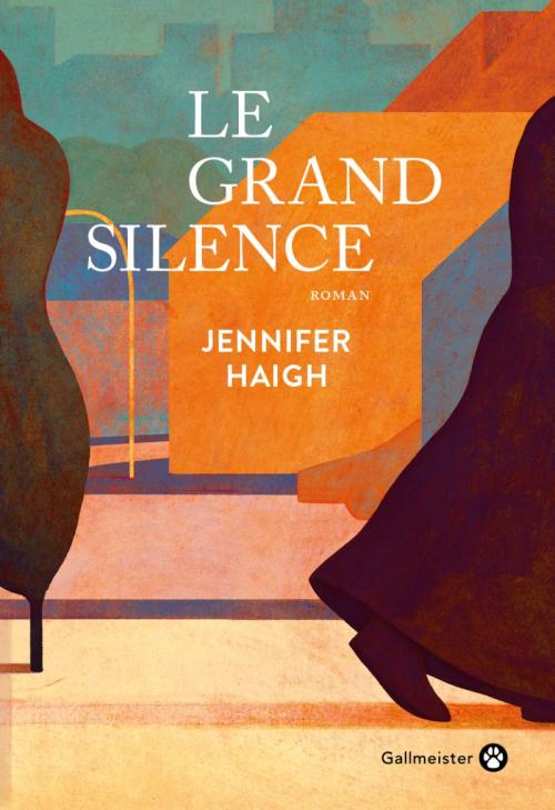 Couverture Le grand silence