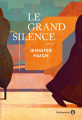 Couverture Le grand silence Editions Gallmeister (Americana) 2019