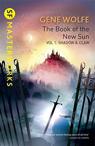 Couverture The Book of the New Sun, omnibus, books 1-2: Shadow and Claw