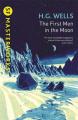 Couverture Les premiers hommes dans la lune Editions Gollancz (SF Masterworks) 2017