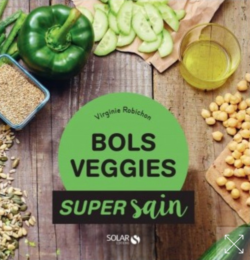 Couverture Bols veggies