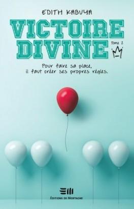 Couverture Victoire-Divine, tome 2 : État voyou