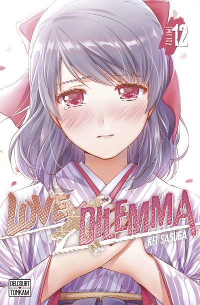 Couverture Love X Dilemma, tome 12
