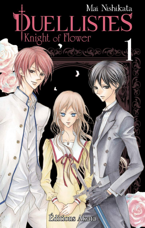 Couverture Duellistes : Knight of Flower, tome 1