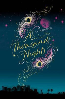 Couverture A thousand nights