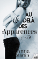 Couverture Au-delà des apparences Editions MxM Bookmark (Romance) 2019