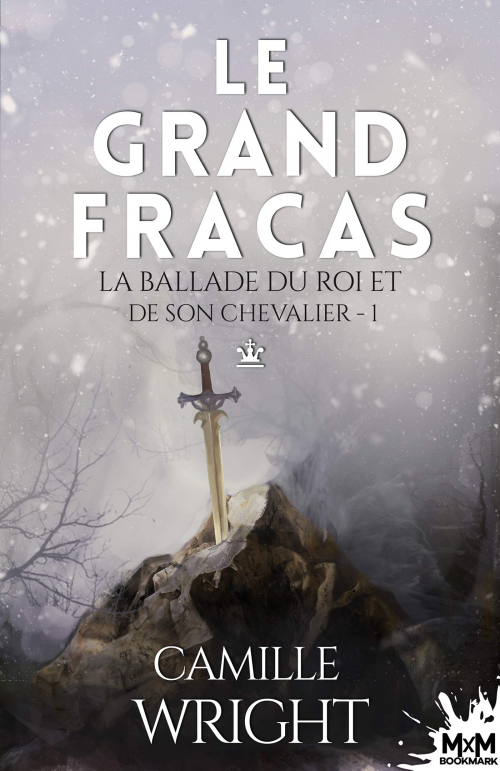 Couverture La ballade du roi et de son chevalier, tome 1 : Le grand fracas