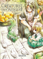 Couverture Créatures fantastiques, tome 2 Editions Komikku 2019