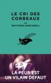 Couverture Le Cri des corbeaux Editions Le Masque 2019