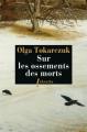 Couverture Sur les ossements des morts Editions Libretto 2014