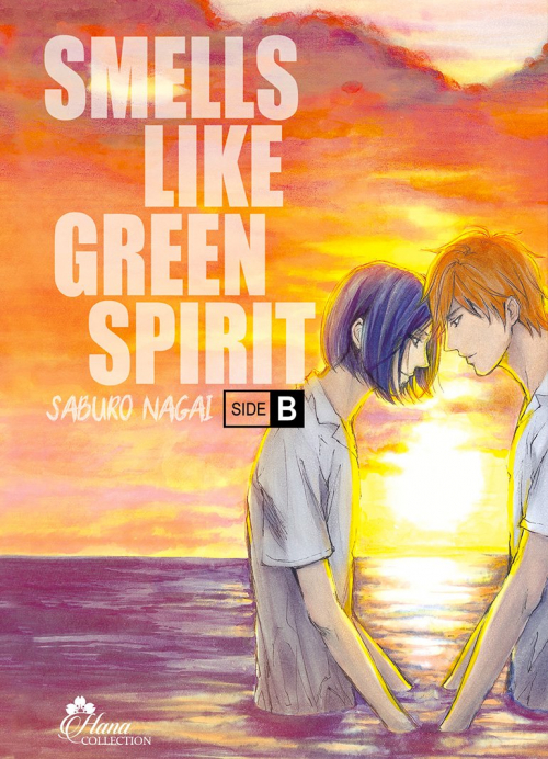 Couverture Smells Like Green Spirit, tome 2 : Side B
