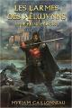 Couverture Les Larmes des Aëlwynns, tome 1 : Le prince déchu Editions Autoédité 2018