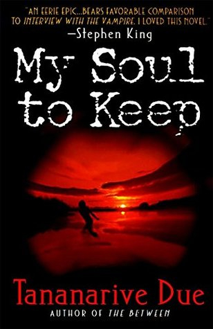 Couverture African Immortals, book 1: My Soul to Keep