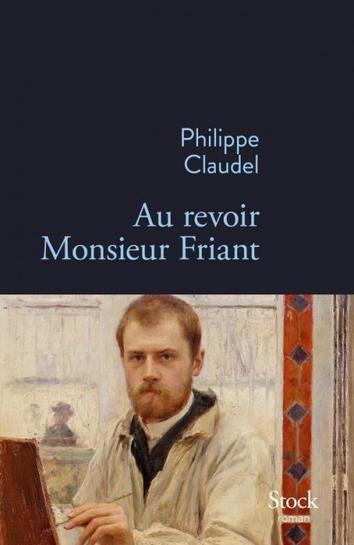Couverture Au-revoir Monsieur Friant