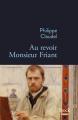 Couverture Au-revoir Monsieur Friant Editions Stock (La Bleue) 2016