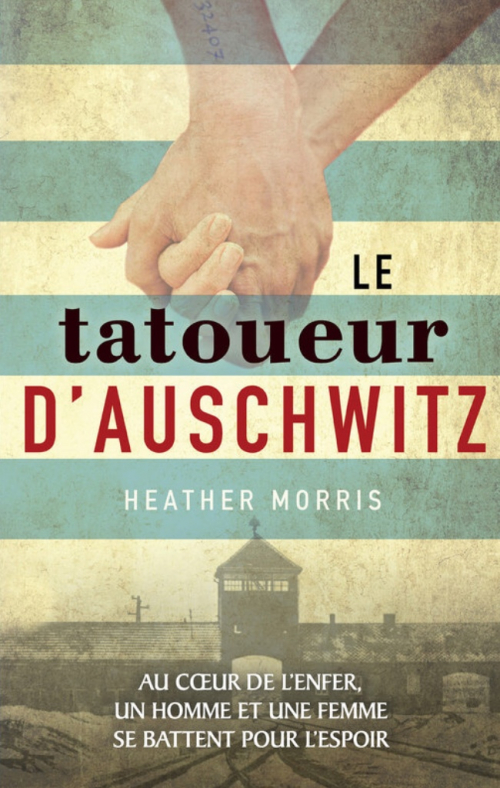 Couverture Le tatoueur d'Auschwitz