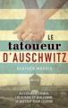 Couverture Le tatoueur d'Auschwitz Editions France Loisirs 2019