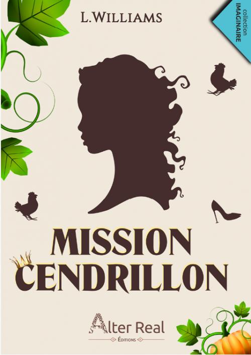 Couverture Mission Cendrillon