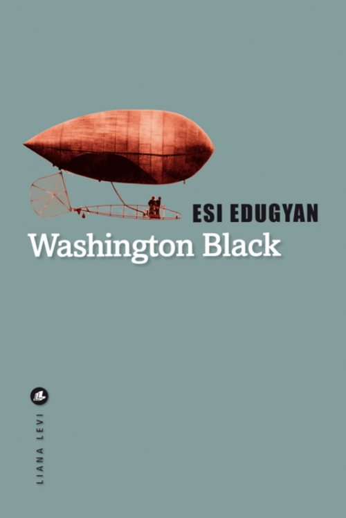 Couverture Washington Black