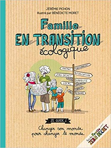 Couverture Famille en transition écologique