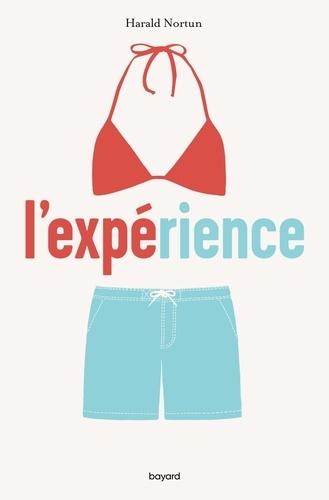 Couverture L'expérience