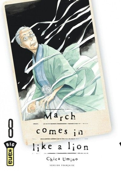 Couverture March comes in like a lion, tome 08