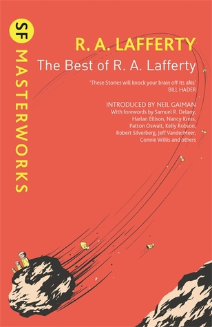 Couverture The Best of R. A. Lafferty