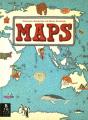 Couverture Cartes, voyage parmi mille curiosités et merveilles du monde Editions Candlewick Press 2013