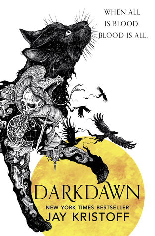 Couverture The Nevernight Chronicle, book 3: Darkdawn