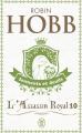 Couverture L'Assassin royal, tome 10 : Serments et Deuils Editions J'ai Lu 2019