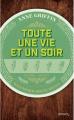 Couverture Toute une vie et un soir Editions Delcourt (Littérature) 2019