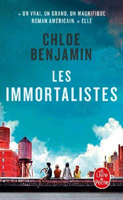 Couverture Les immortalistes