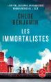 Couverture Les immortalistes Editions Le Livre de Poche 2019