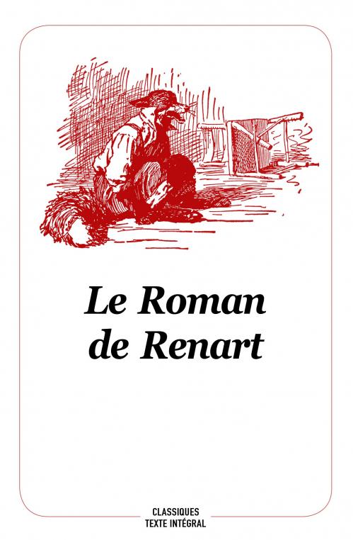 Couverture Le roman de Renart